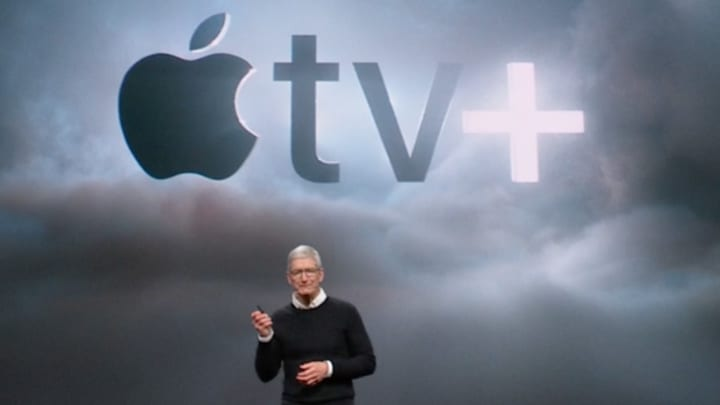Apple TV channels streaming TV service announced