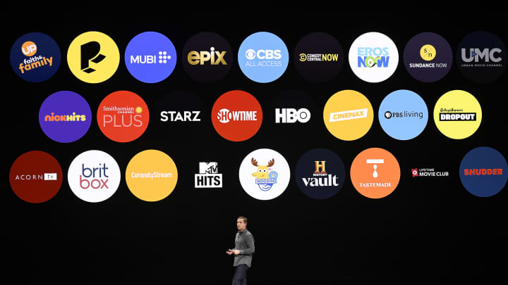 Apple: Don't expect Apple TV+ to have material impact on finances