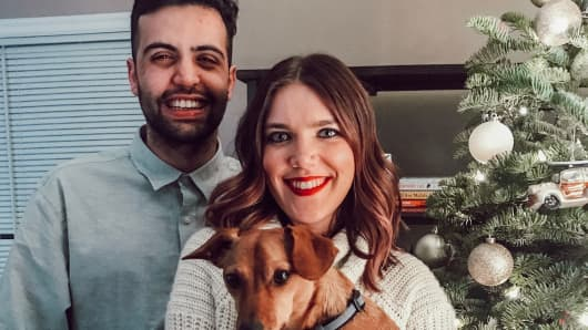 Tatiana Skomski lives with her boyfriend and their dog in Portland Oregon.