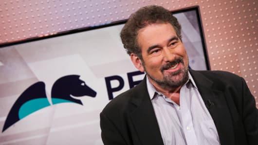 Marc Casper, CEO of Pegasystems.
