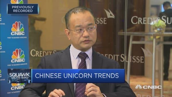 Chinese AI and robotics unicorns lag behind US peers: Credit Suisse