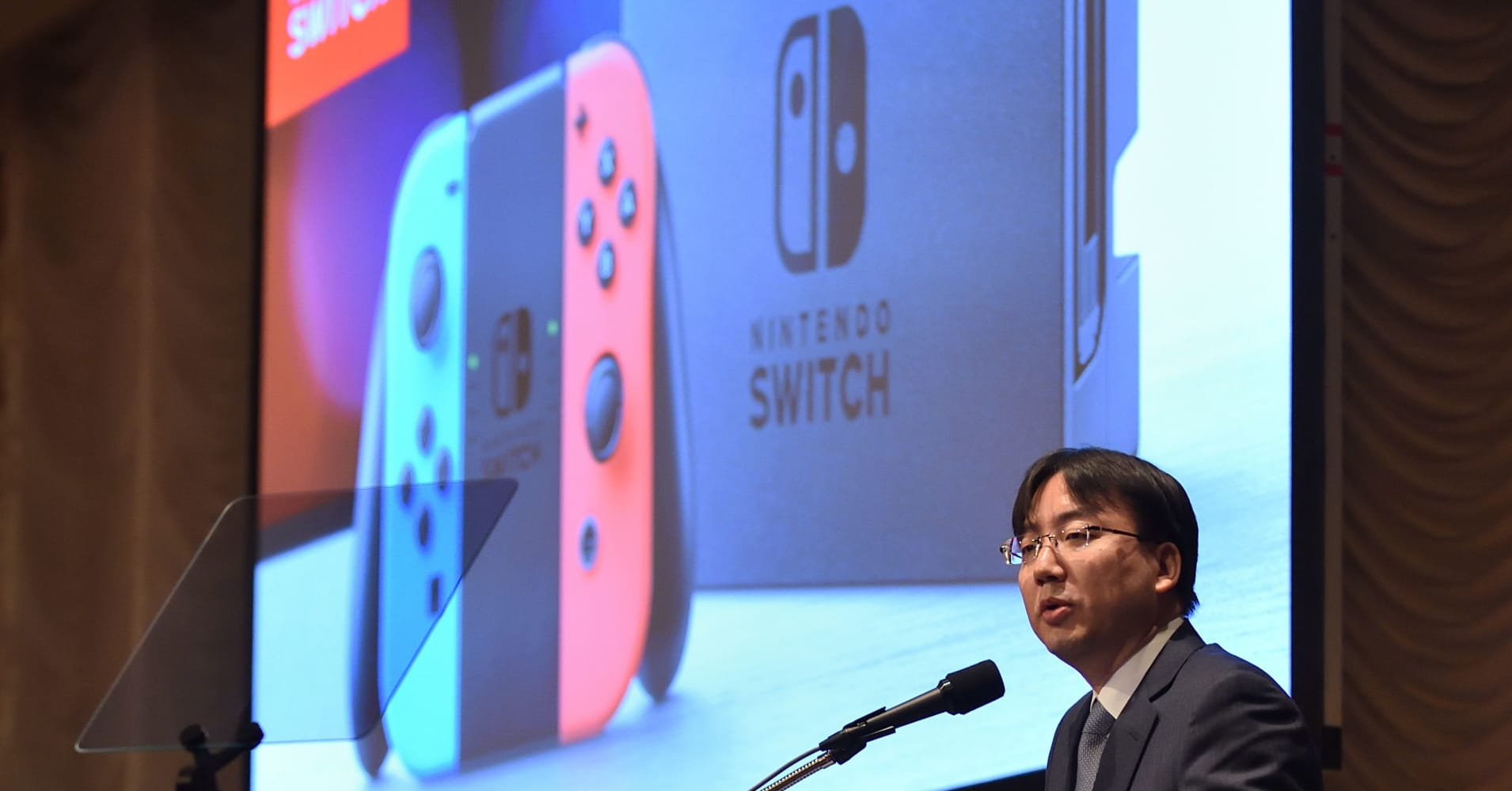 Nintendo shares surge following report of new console models