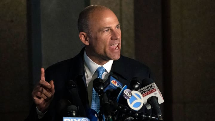 Stormy Daniels' ex-lawyer Michael Avenatti arrested for alleged $20 million extortion scheme against Nike, embezzling client's money, defrauding bank