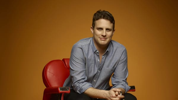 Michael Dubin, co-founder and CEO of Dollar Shave Club