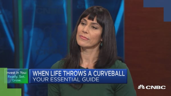 Here are your first financial steps for dealing with life's curveballs
