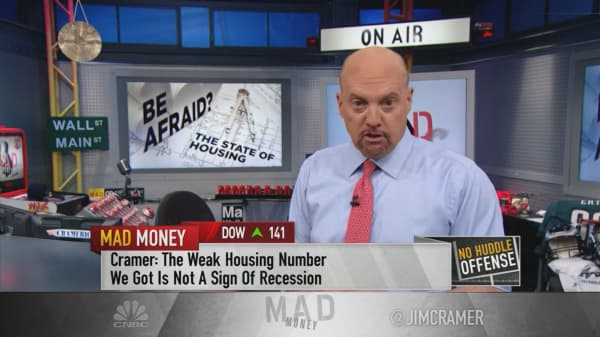 Cramer: Blooming season has come for housing sector stocks