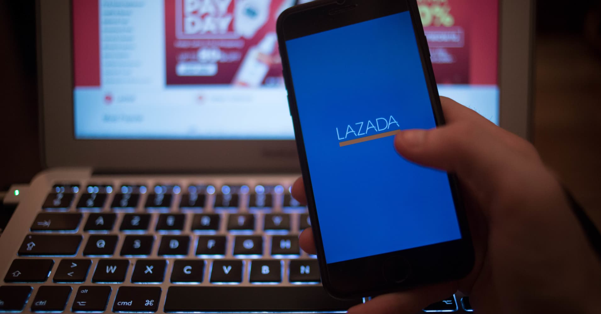 E-retailer Lazada looks to boost financial services as it takes a page from the books of Alibaba