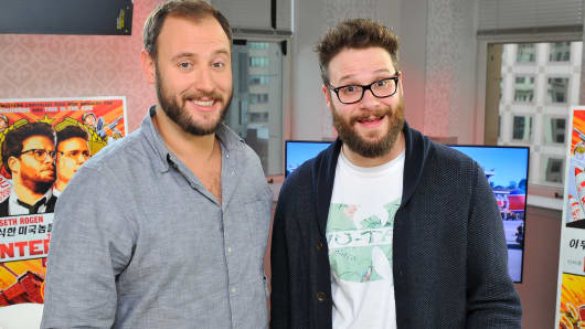 Seth Rogen launches weed company 'to make it easier for people to learn to love cannabis'