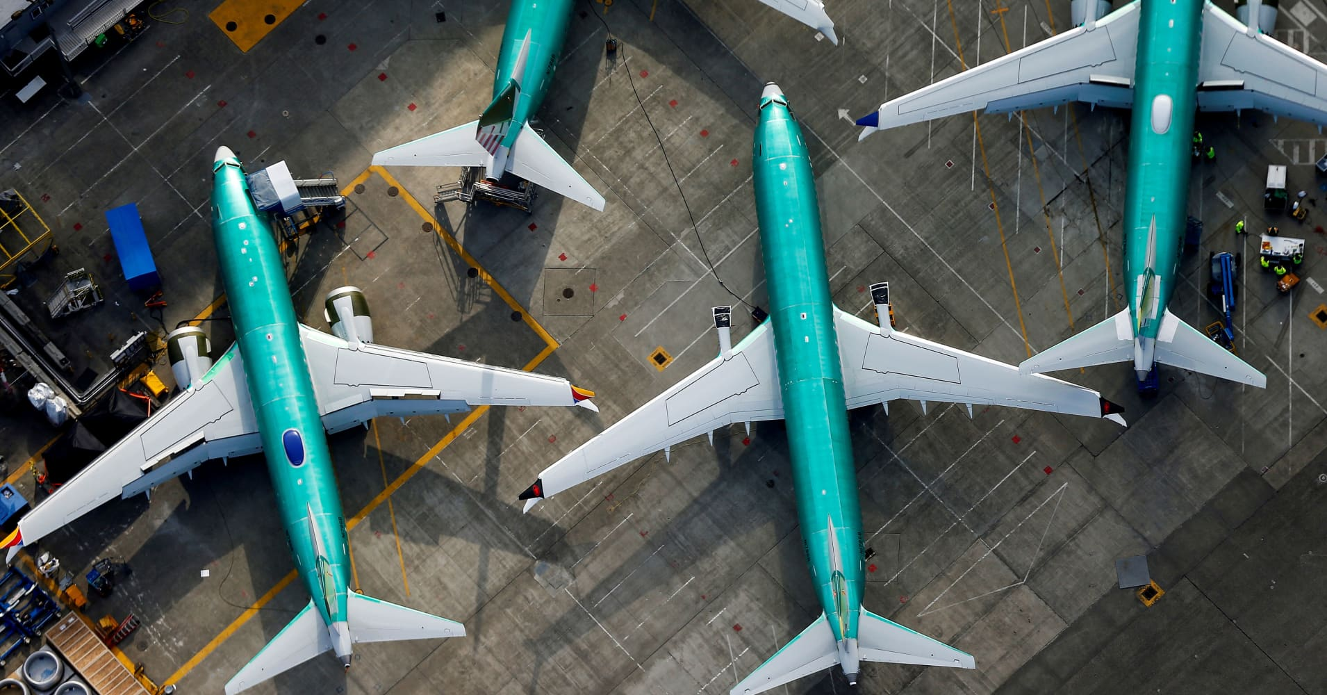 Boeing to cut 737 Max production beginning in mid-April