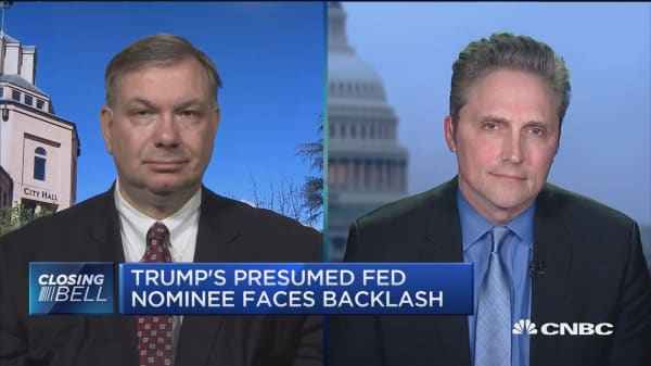 Stephen Moore isn't the right pick for Fed board, says AEI's Pethokoukis