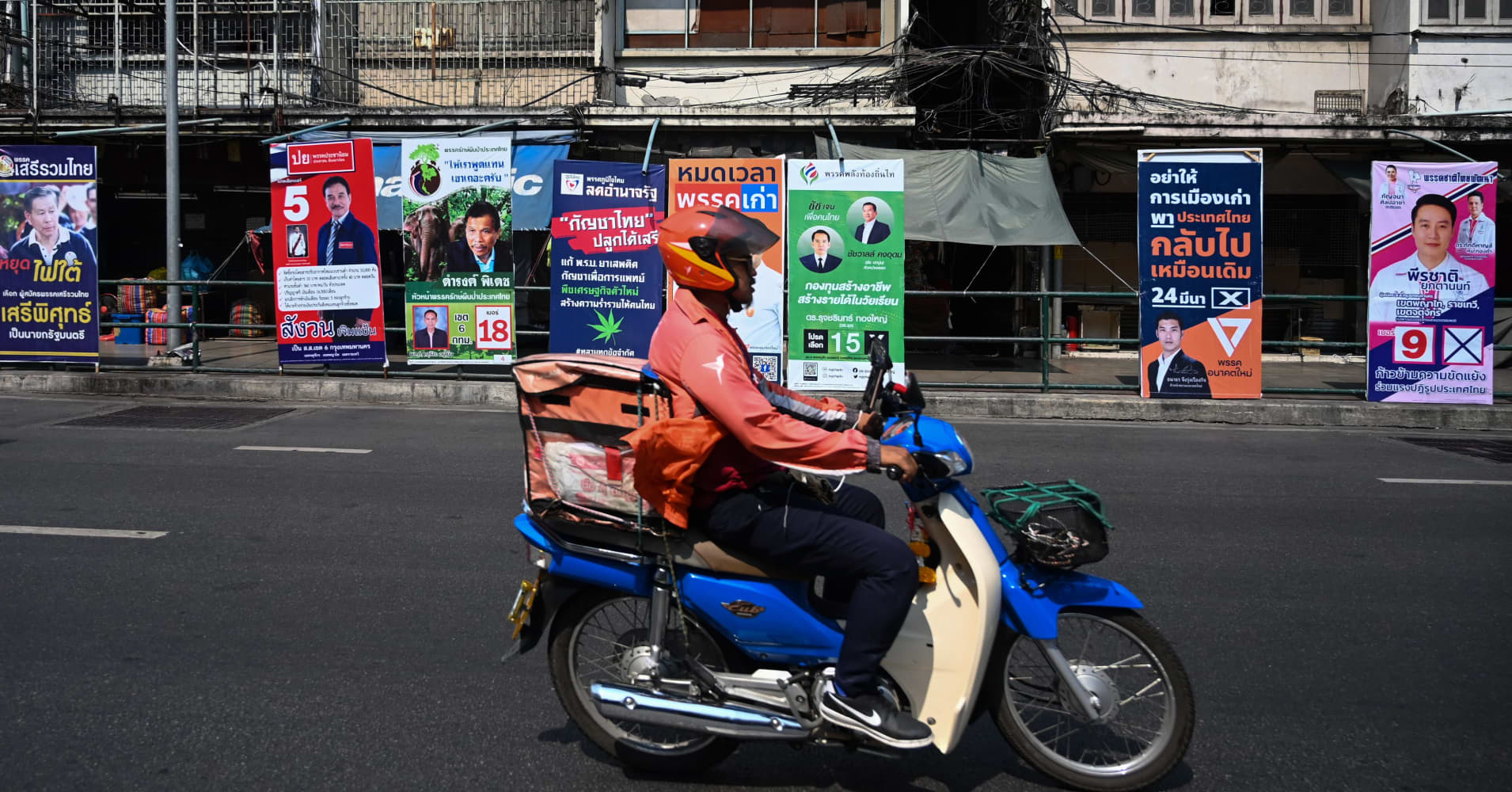 Thailand held an election more than a week ago — voters still don't know who won