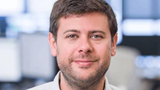 Eliot Horowitz, CTO & Co-Founder MongoDB.