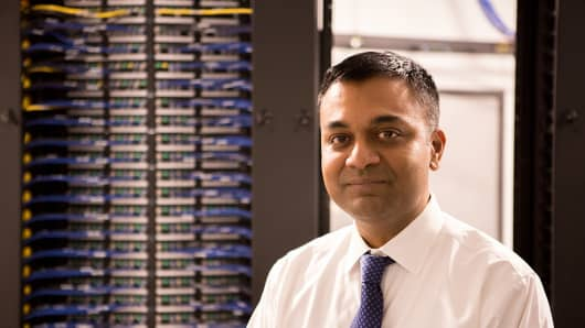 Eash Sundaram, EVP & Chief Digital & Technology Officer Jetblue Airways.