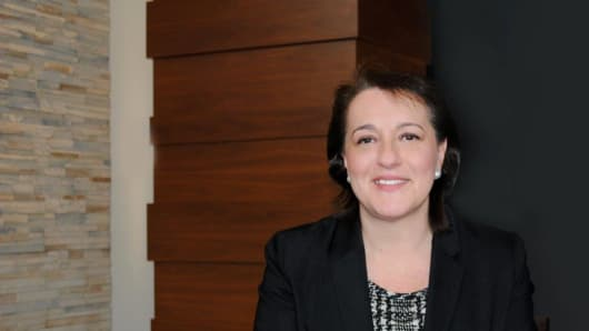 Gabrielle Wolfson, SVP & Chief Information and Digital Officer Quest Diagnostics.