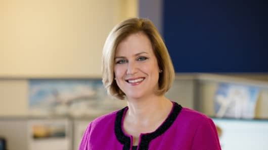 Linda Jojo, EVP of Technology & CDO United Airlines.