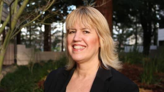 Wendy Pfeiffer, CIO Nutanix.