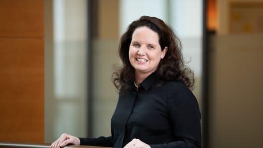 Sally Gilligan, CIO Gap Inc.