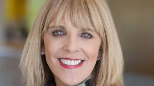 Sheila Jordan, SVP and CIO Symantec.