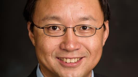 Tianbing Qian, SVP & Chief Digital Information Officer Ports America.