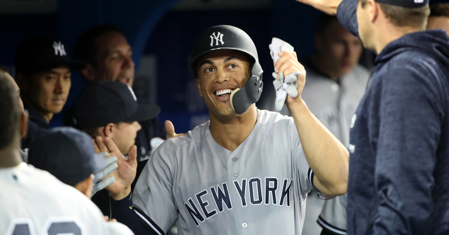 Yankees star Giancarlo Stanton makes $28 million a year but still shops at TJ Maxx