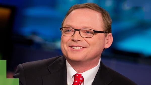 Kevin Hassett, Economist.