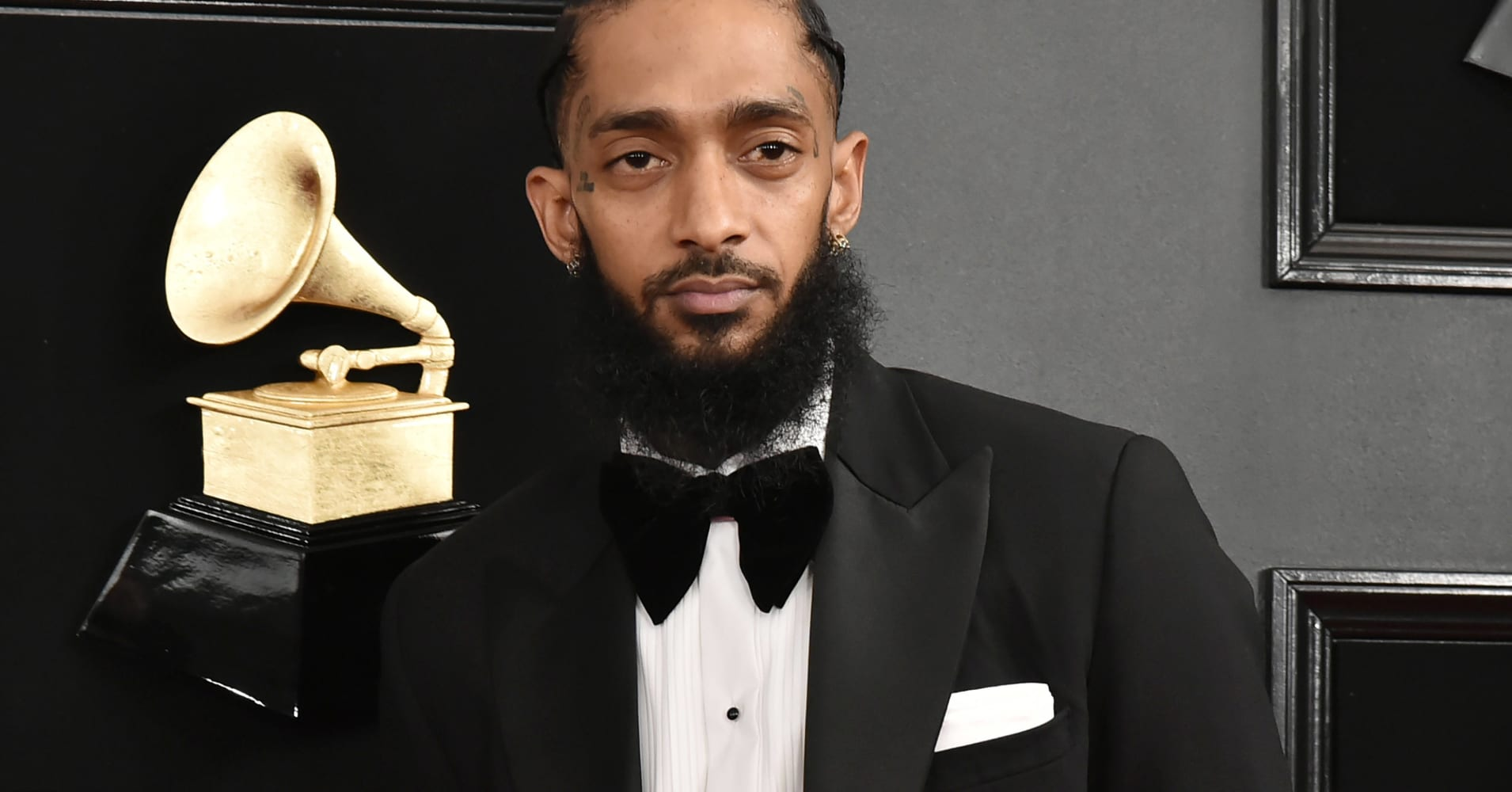 Rapper Nipsey Hussle shot dead outside his Los Angeles store