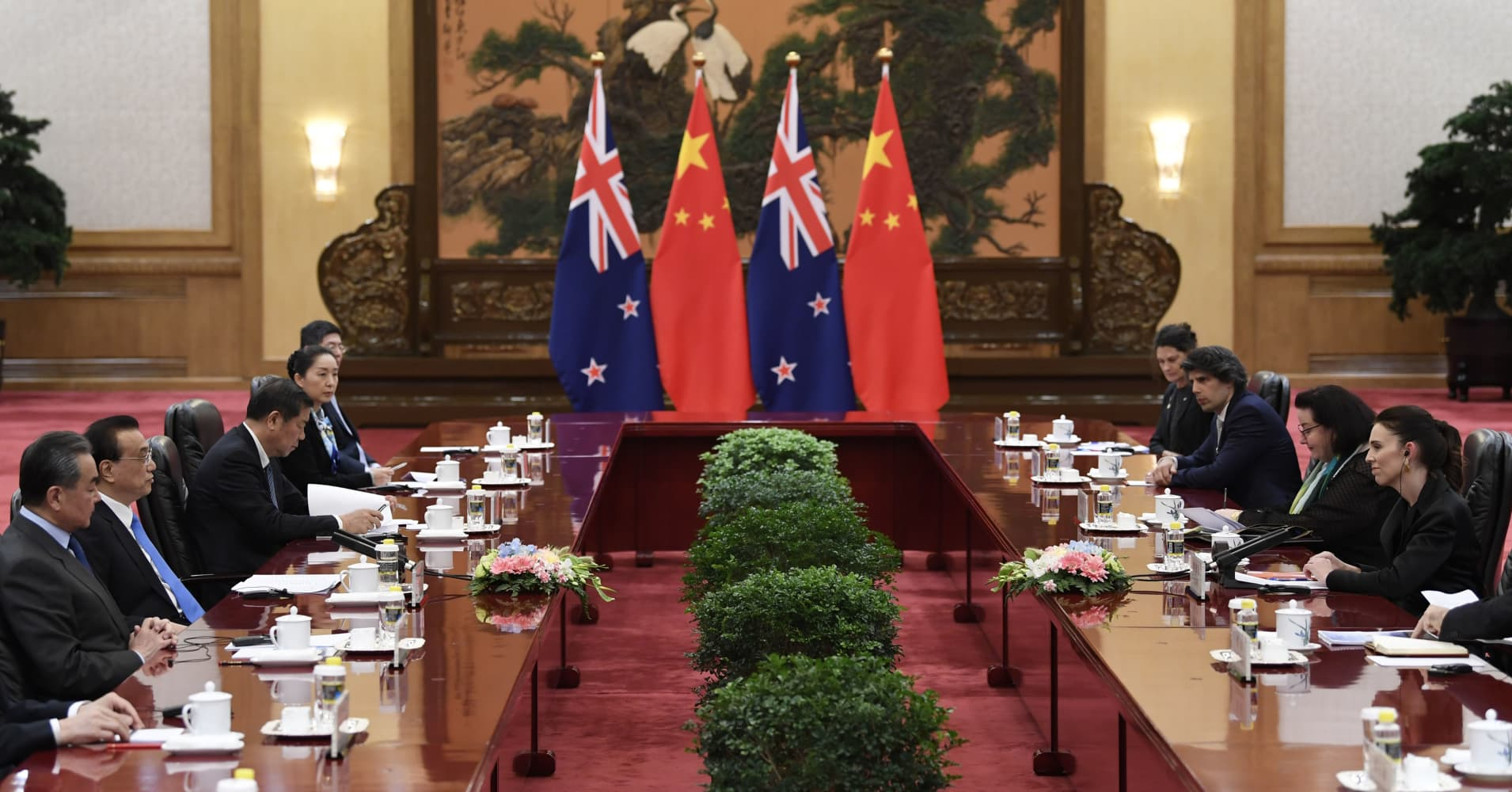 China calls on New Zealand to provide 'fair' investment environment