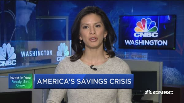 CNBC survey: Americans are more confident about saving for retirement, but they're still worried