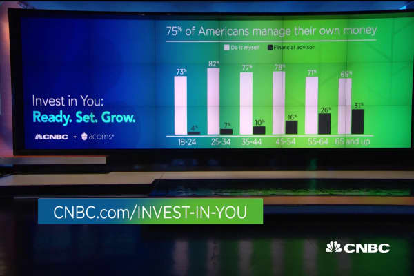 Most Americans are in dark about money  Here's how that