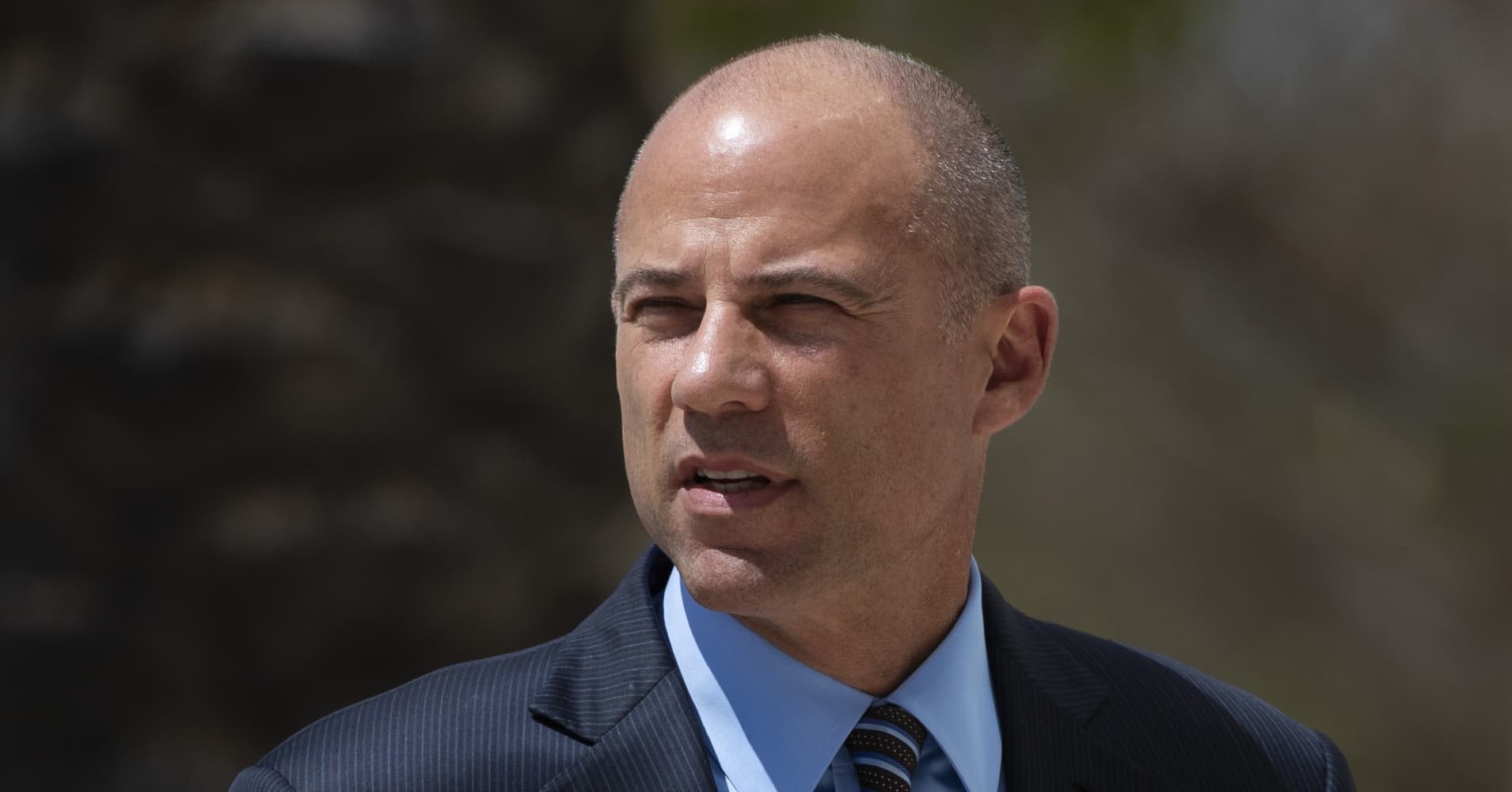 Michael Avenatti says Nike 'pulled a stunt' by having him arrested