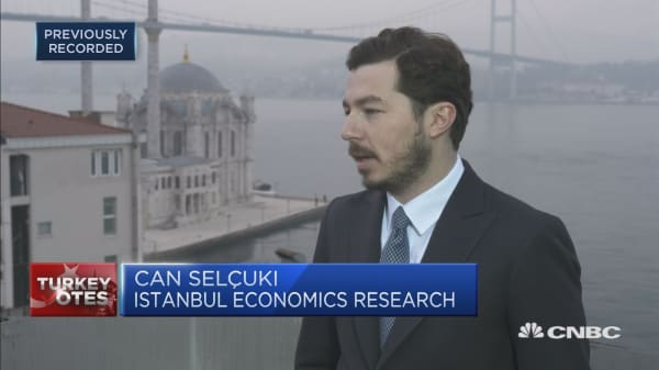 Real argument around Turkey's election was economy, researcher says