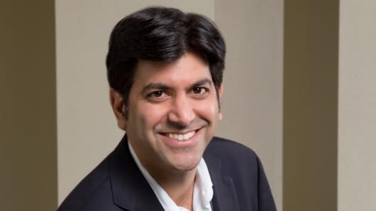Aneesh Chopra, President CareJourney & Former U.S. Chief Technology Officer.