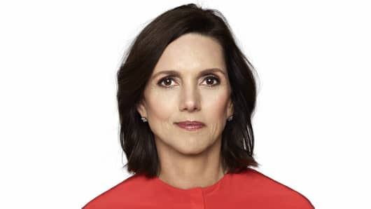 Beth Comstock, Author and Former GE Vice Chair.