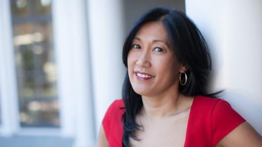 Theresia Gouw, Co-founder Aspect Ventures.