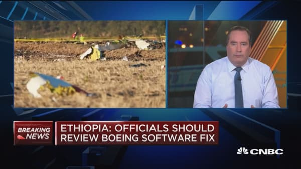 Ethiopian government: Pilots repeatedly followed procedures in Boeing 737 Max crash