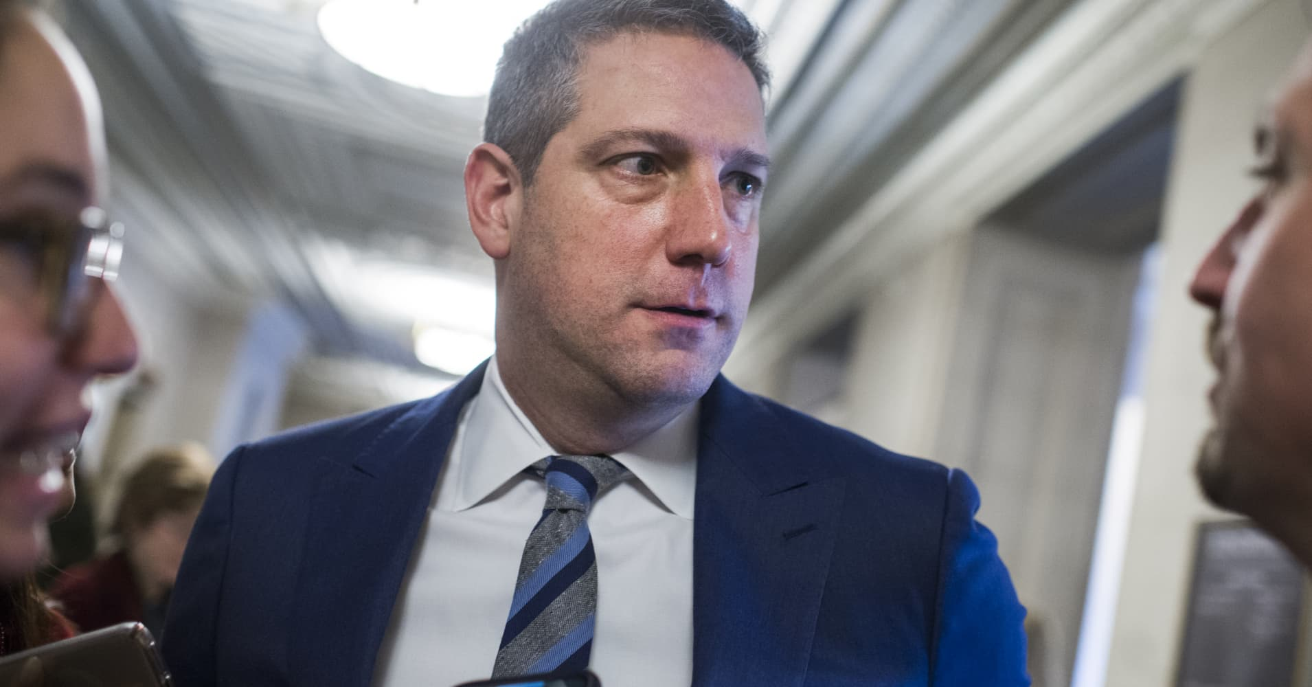 Ohio Rep. Tim Ryan — who once tried to take down Nancy Pelosi — is running for president