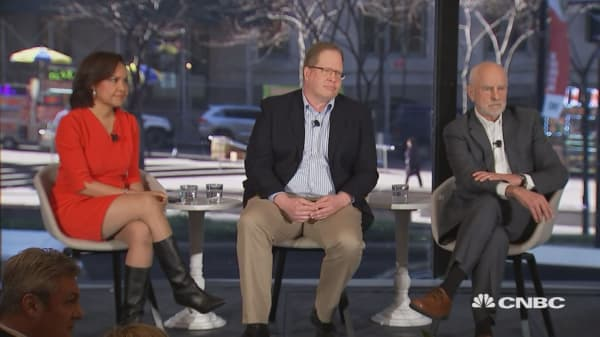 The ROI of Wellness at CNBC's @Work Summit