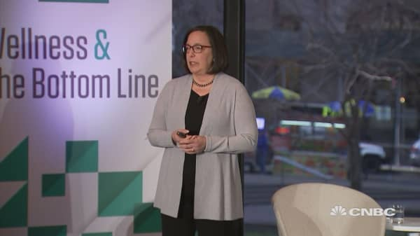 Mindfulness for Type A's: Janice Marturano shares the solution at CNBC's @Work Summit