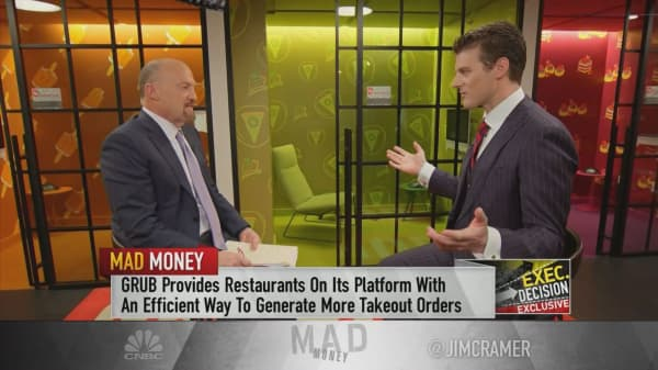 We'll spend aggressively on future to beat competitors: GrubHub CEO