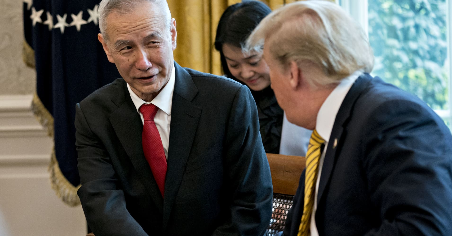 'New consensus' reached on US-China trade, says Chinese Vice Premier Liu He
