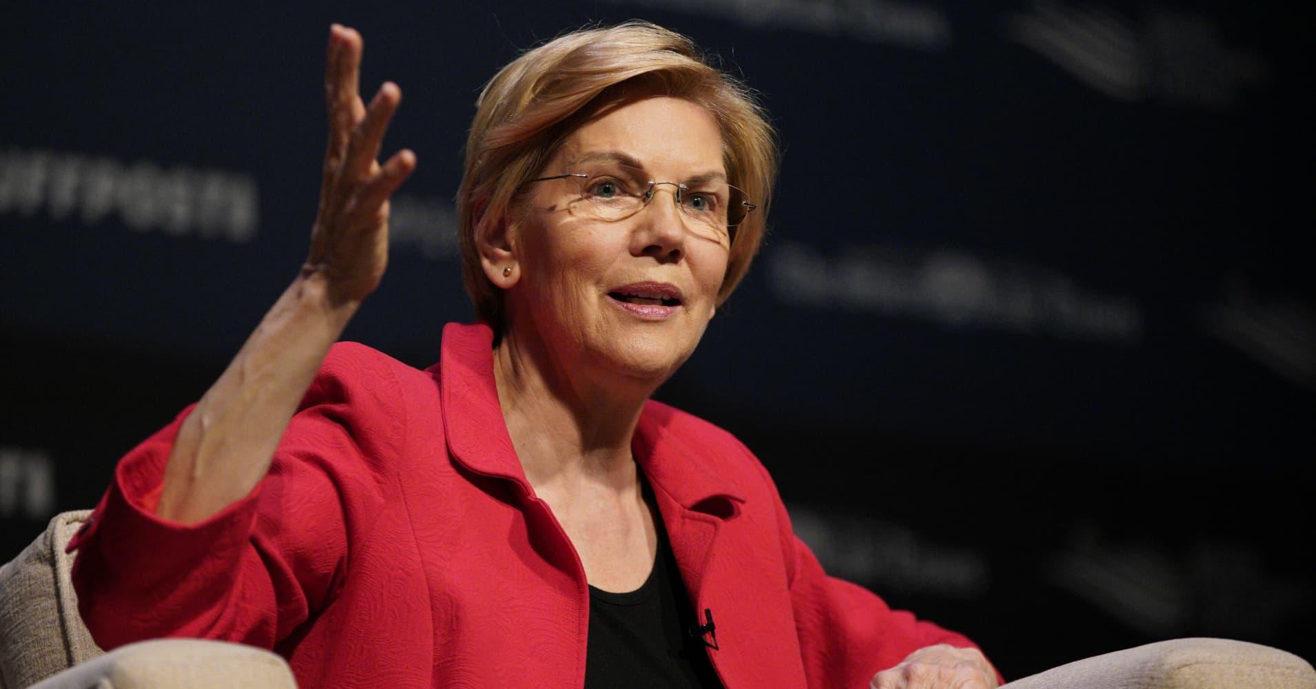 Big agriculture fights back against Sen. Elizabeth Warren's call to break up industry