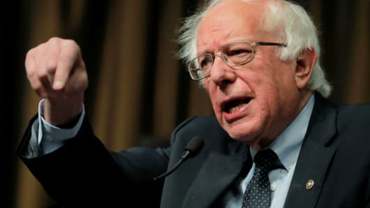 A top progressive pundit says mainstream Democrats are worried about Bernie Sanders winning the White House in 2020