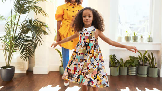 Rent the Runway is getting into the kids business.