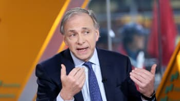 Ray Dalio, Bridgewater Associates Founder, President & CIO.