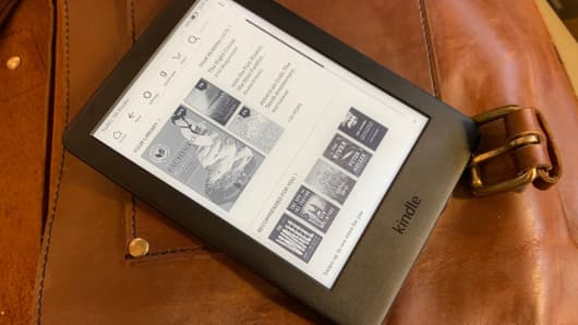 The Kindle 2019