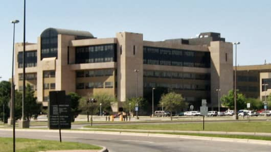 Texas Tech University Health Sciences Center.