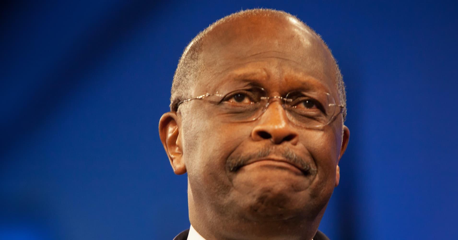 Fourth GOP senator opposes Herman Cain for Fed board
