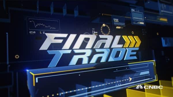Final Trades: CSCO, DIS, and more