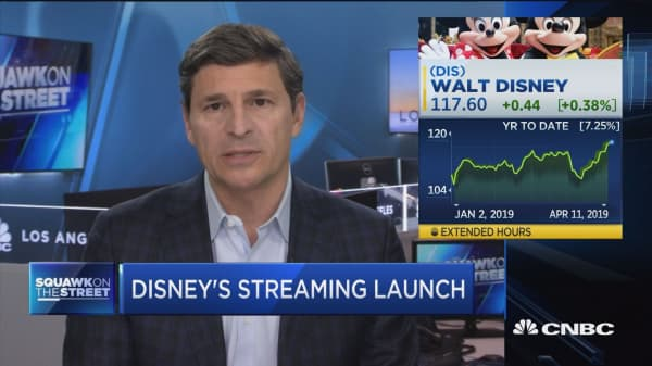 How Disney's streaming service might fit into the current landscape