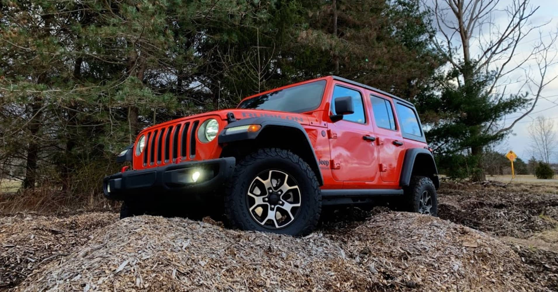 Review: The 2019 Jeep Wrangler Rubicon shines off-road